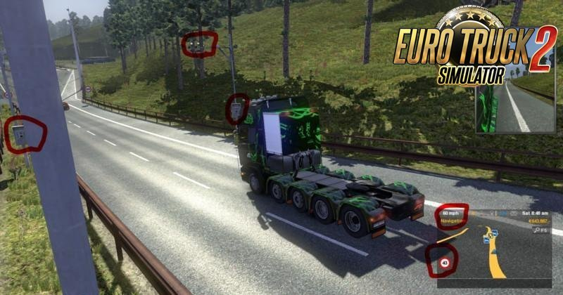 No speed limit v2.0 for Ets2