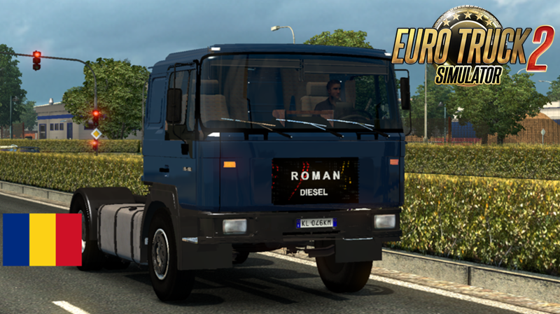 Roman Diesel v 0.5 by Traian [New Update] for Ets2