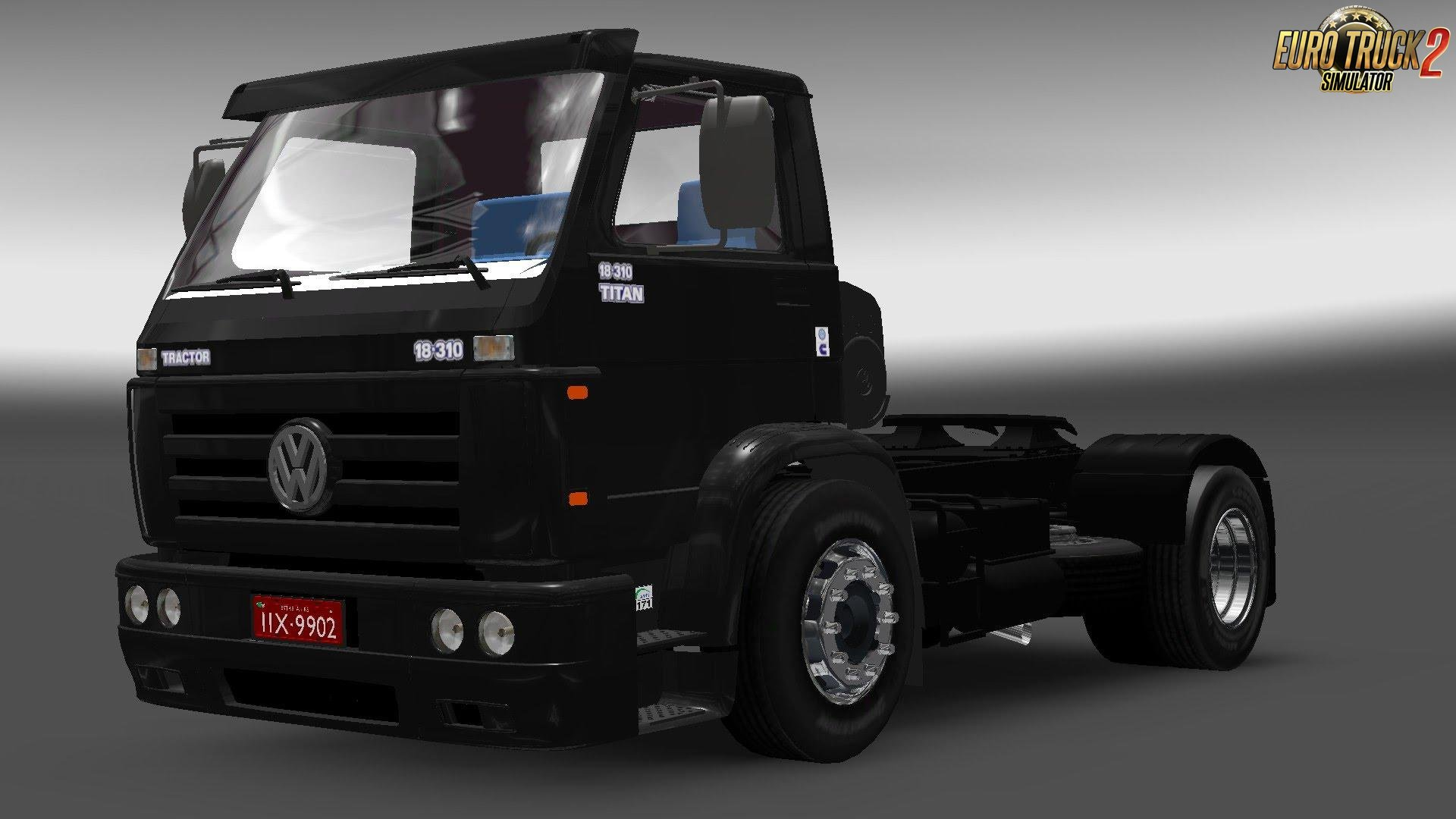 Volkswagen Titan 18.310 for Ets2