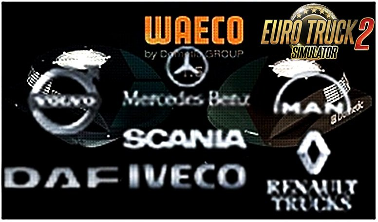 "Air Conditioning ""WAECO"" CA-1000, CA-800 (Rework) for Ets2"