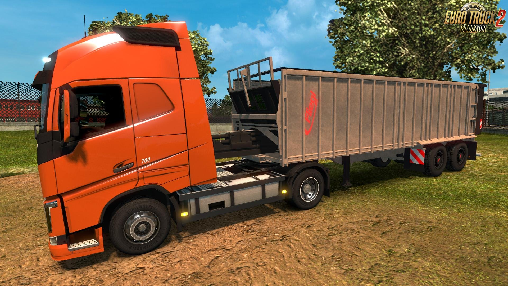 Trailer Fliegl ASS-2101 v1.0 (from FS 17) (1.26.x)