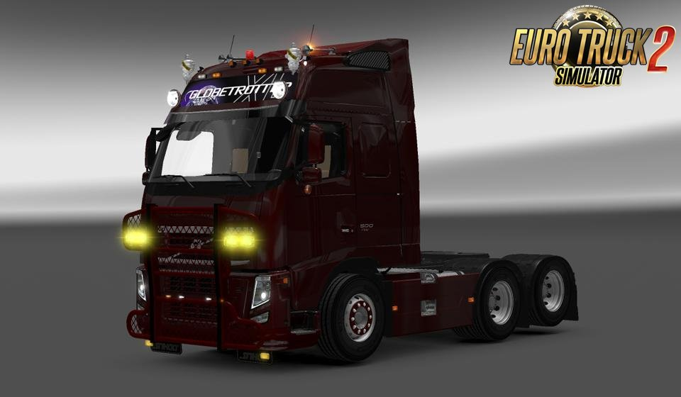 Volvo FH Classic v1.3 (Fix) by Peerke145 for Ets2