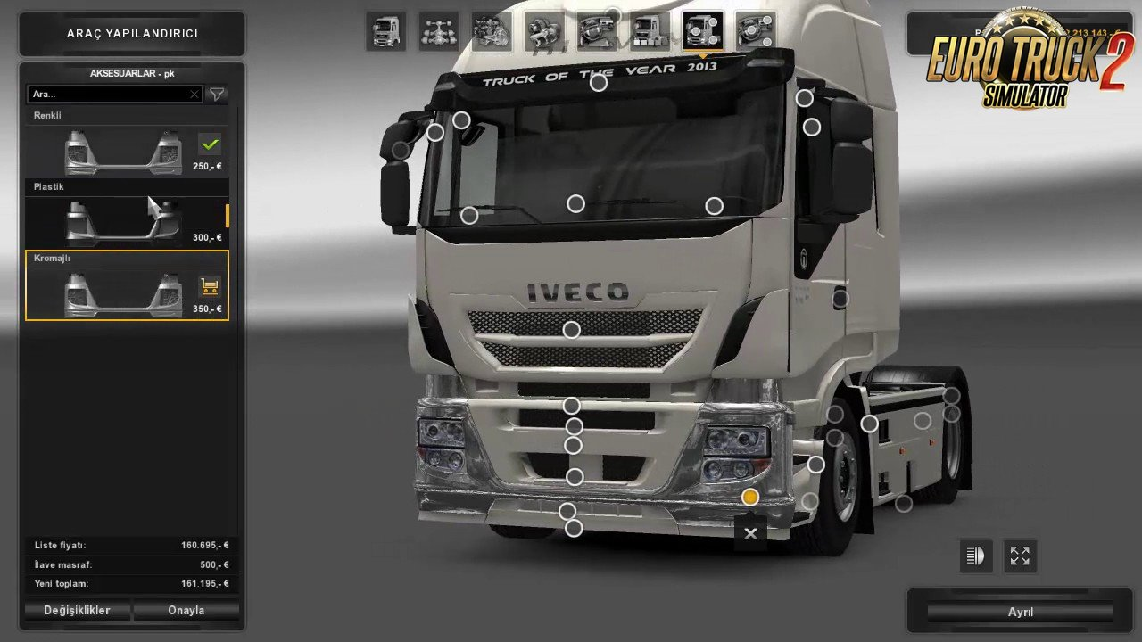 Iveco Hi-Way (YGZ) Addon Accessory v0.1 [1.25.x-1.26.xs]