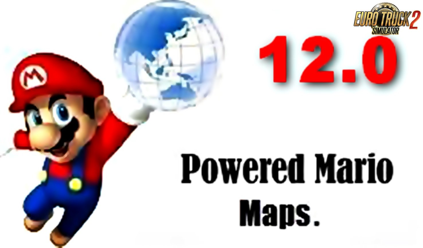 Mario Map v12.1 (Updated) for DLC France