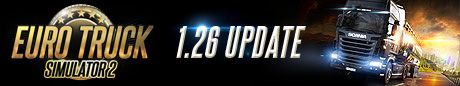 ETS2 Update 1.26 Is Now Live!