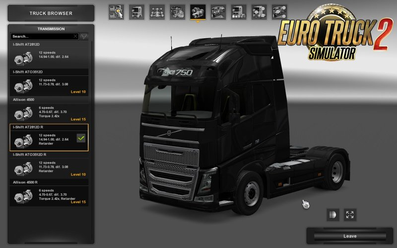 Open Beta Update 1.26 for ETS 2 released
