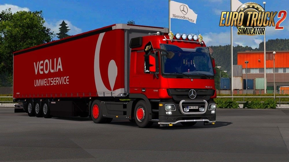 Mercedes Actros MP3 Reworked v1.5 [1.26.x]