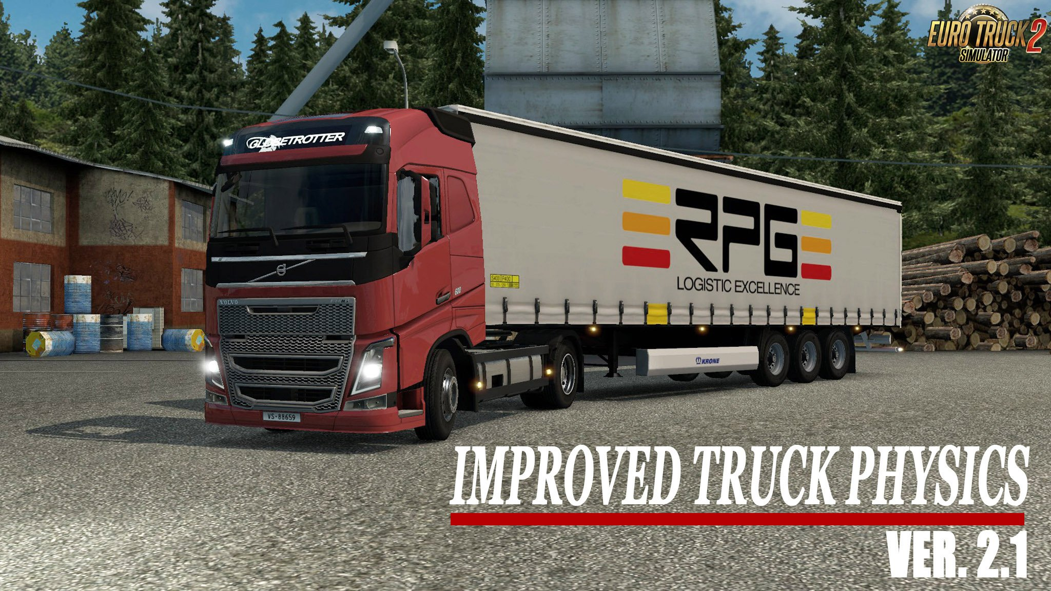 Improved truck physics v 2.1 [1.26.x]