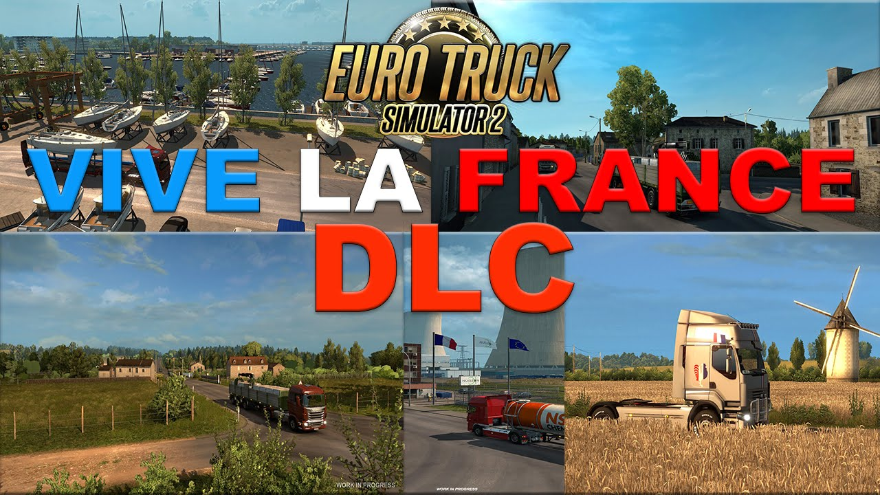 Vive la France DLC was released