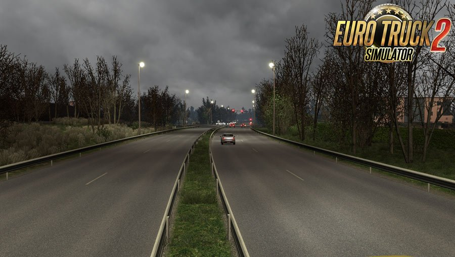 Mild Winter Weather Mod v2.6 by Grimes [1.27.x]