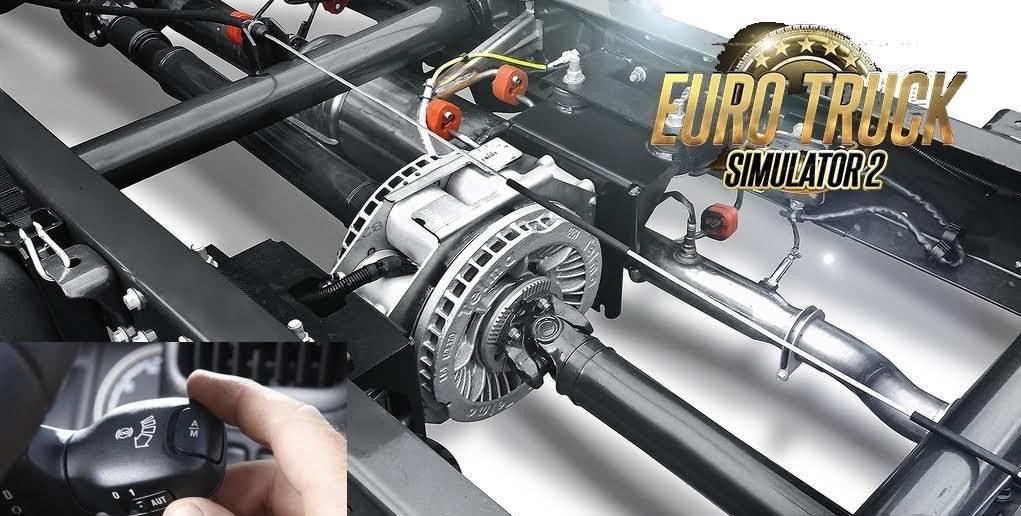 New Retarder Sound Mod for all Trucks