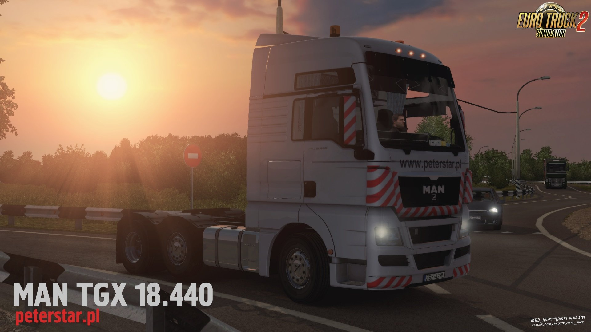 Man TGX Peterstar v1.0 for Ets2
