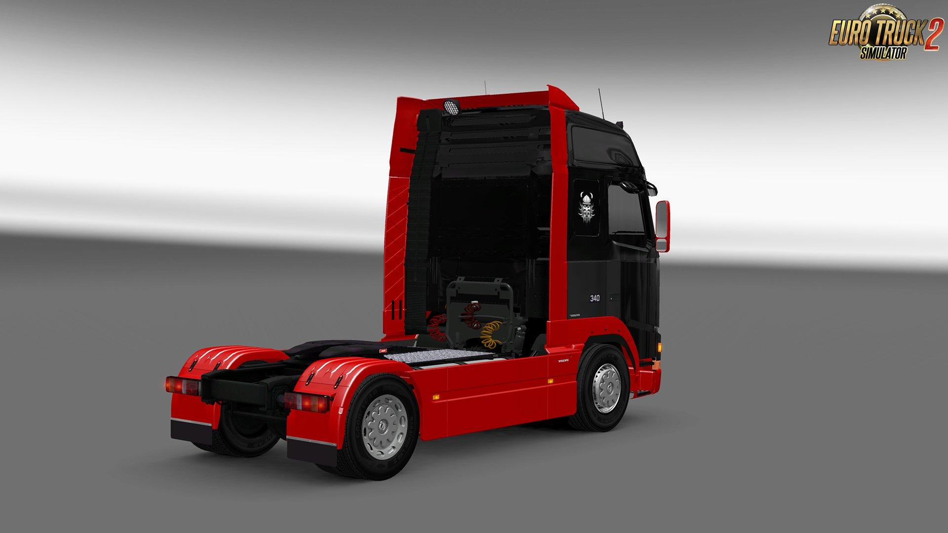 Volvo FH MK1 (FH12 & FH16) v1.0 (1.28.x)