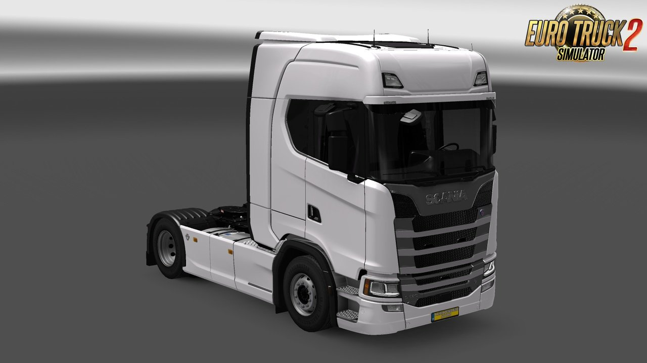 Scania S 580 for Ets2