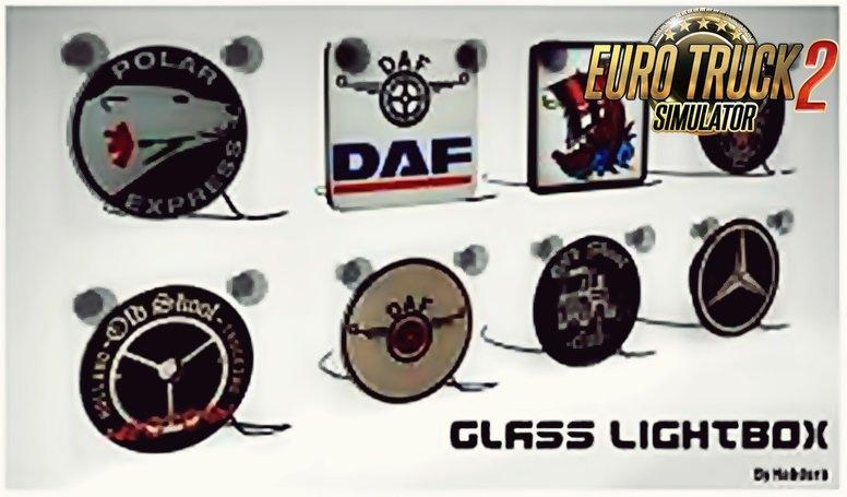 Glass LightBox by Habdorn