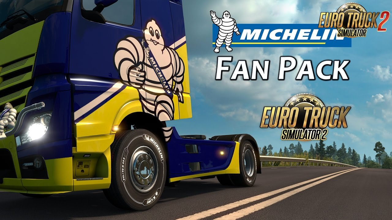 Michelin Fan Pack DLC released