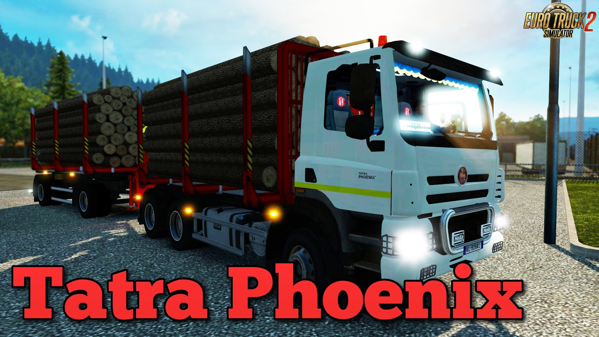 Tatra Phoenix + Interior v5.1 (Fixed Version) (1.26.x)
