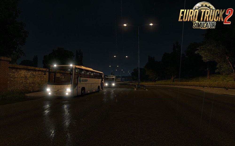 Realistic Ai Lights v1.0 for Ets2