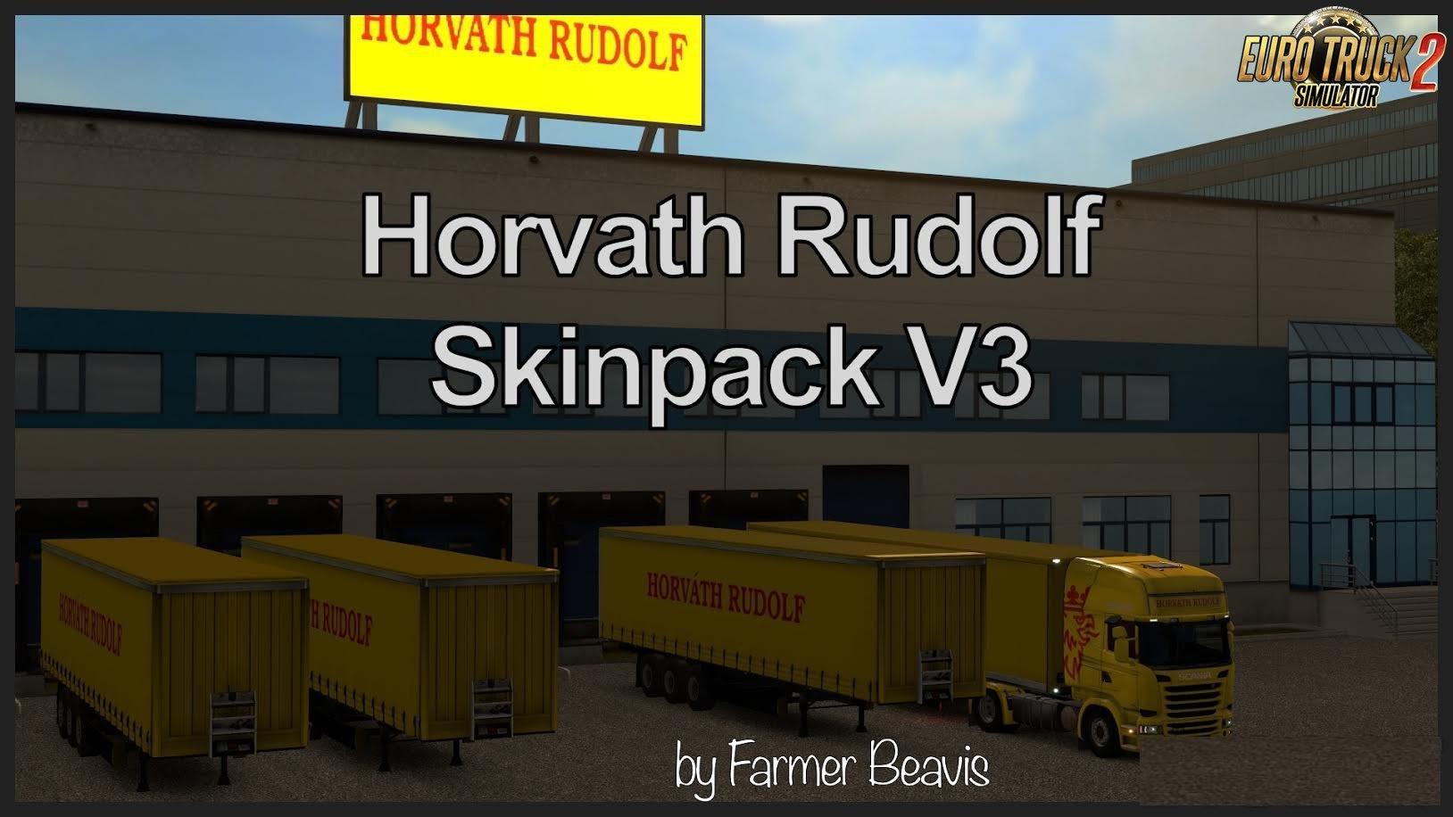 Horváth Rudolf Skinpack v3