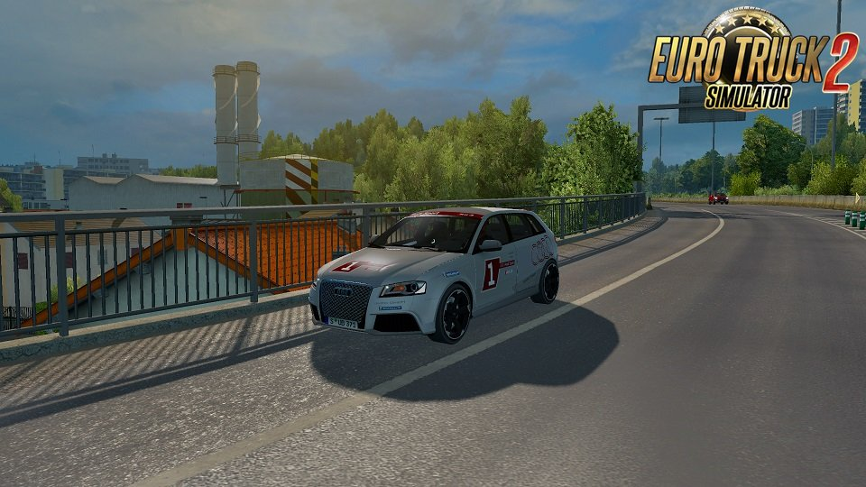 Audi RS3 v1 for Ets2