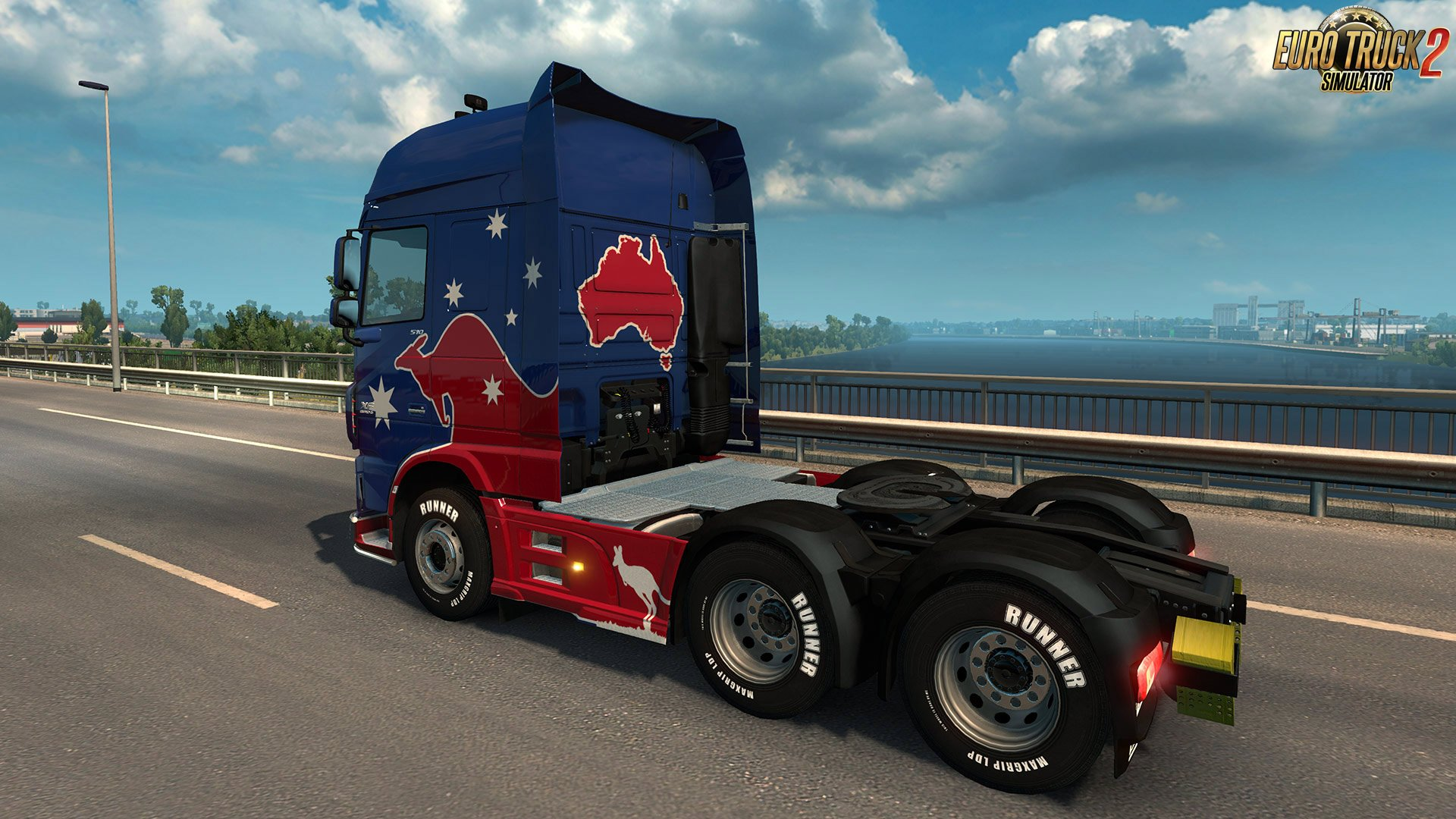 Download Australian Paint Jobs for ETS 2