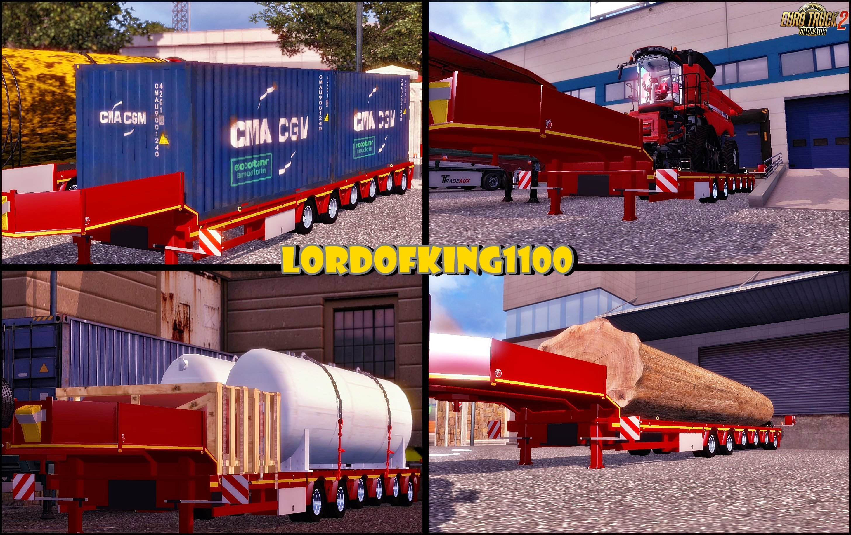 Standalone Trailers Pack Fix v1.0 by Lordofking1100