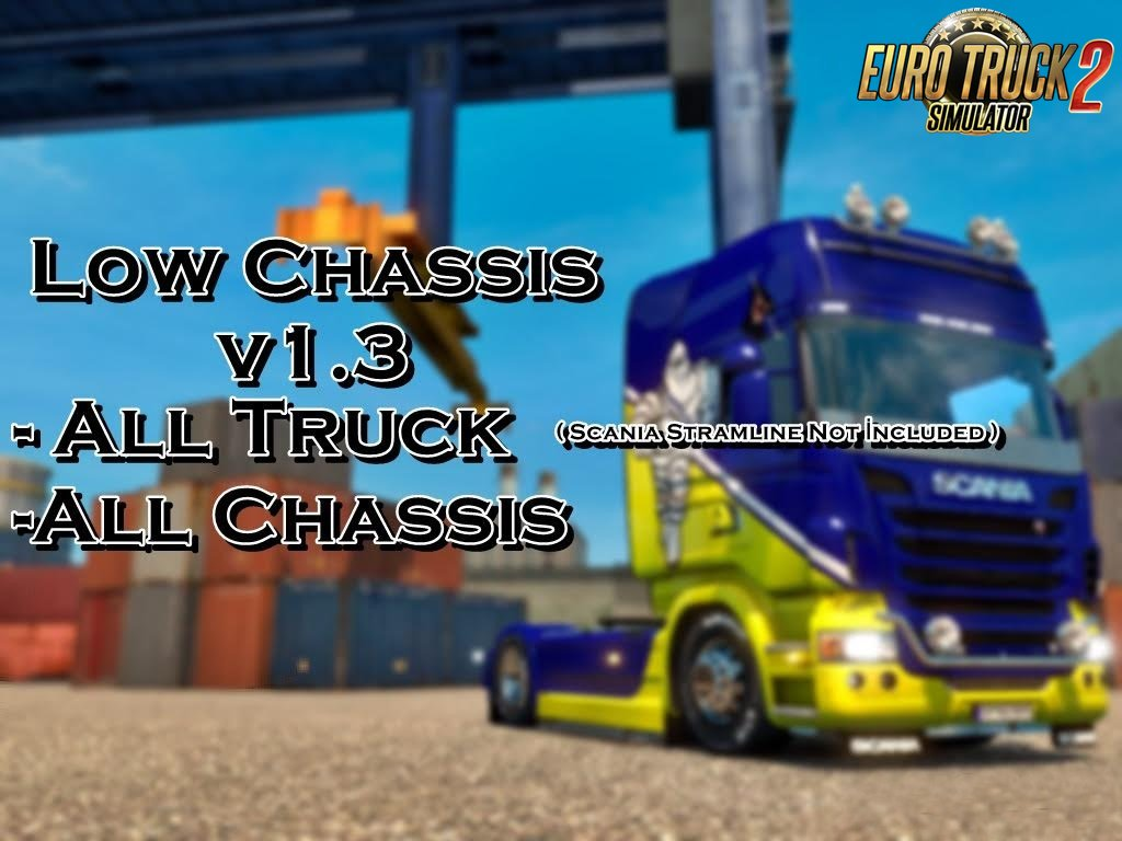 Low Chassis For All Truck v1.3 [1.26.x]
