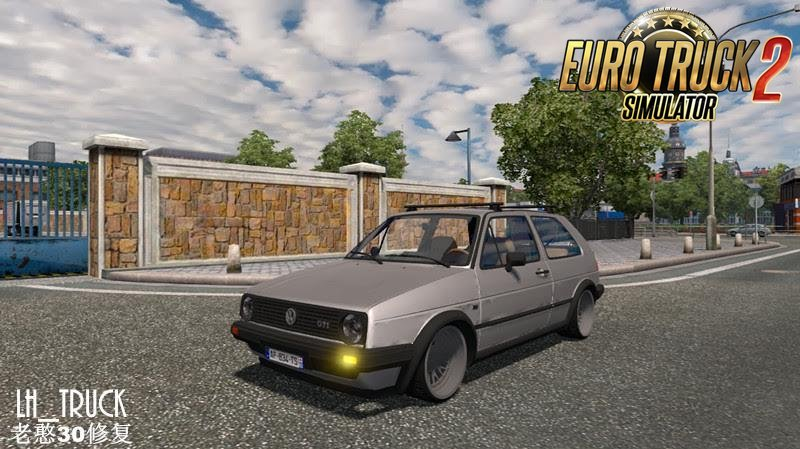VW Golf GTI + Interio v1.0 (1.26.x)