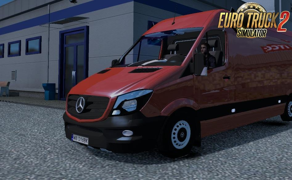 Mercedes Sprinter Long  v1.24 [1.26.x]
