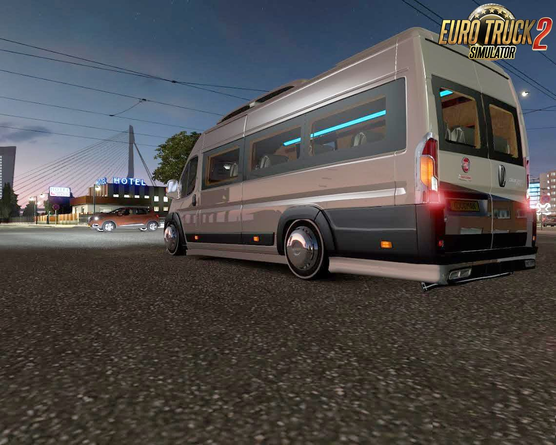 Fiat Ducato for Ets2 [1.26.x]