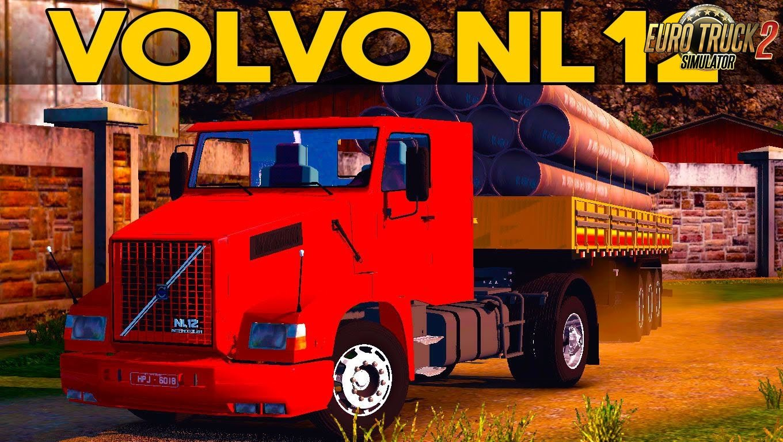 Volvo NL 12 1994 + Interior v2.0 (1.26.x)