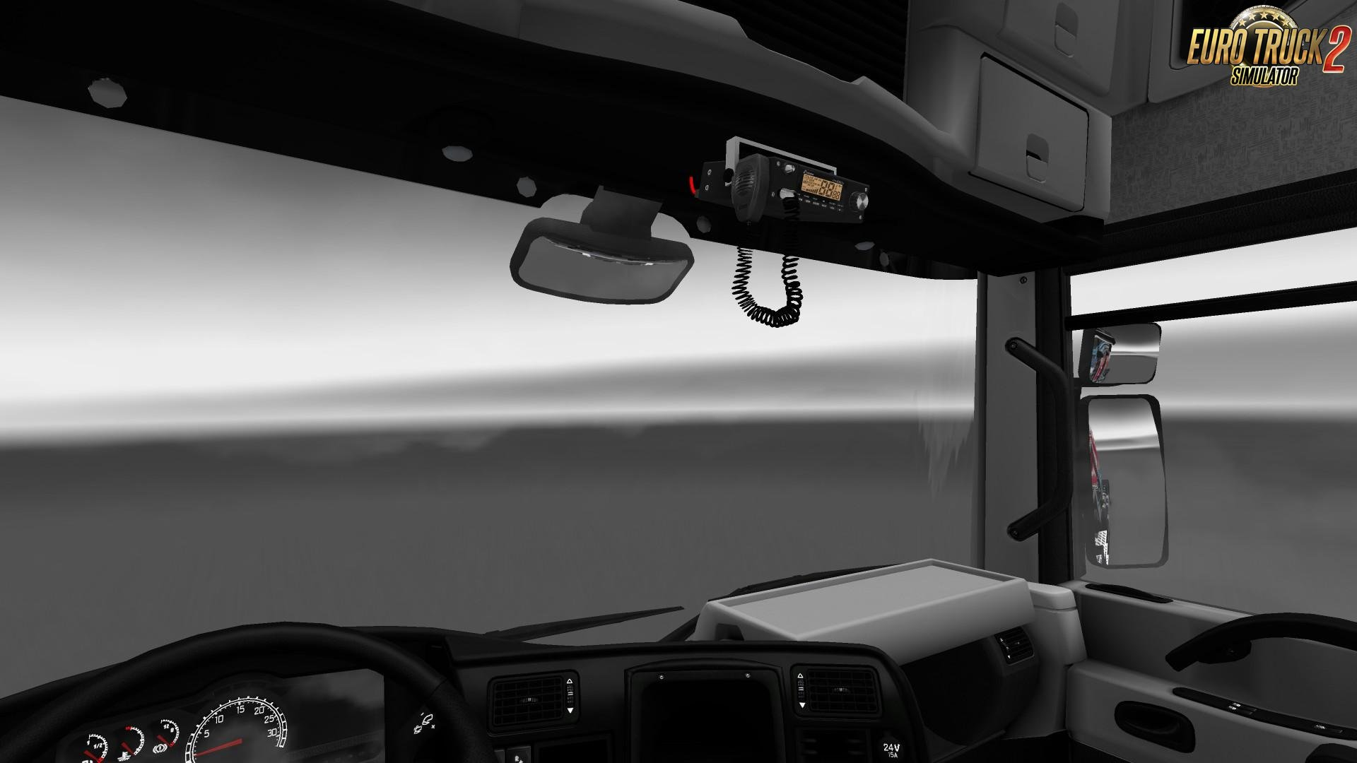 Stabo XM 4060E CB Radio v1.0 for Ets2