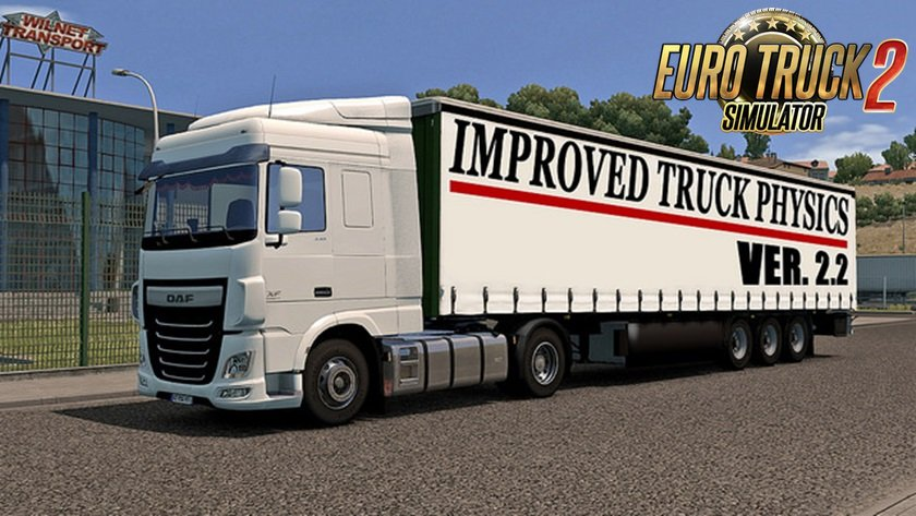 Improved truck physics v2.2.1 by AlexeyP