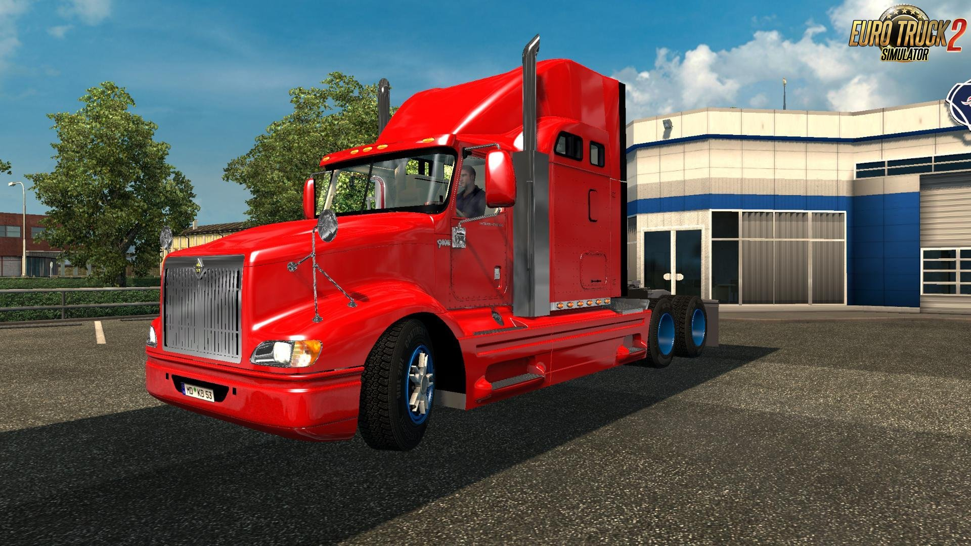 International Eagle 9400I v3.0 for Ets2