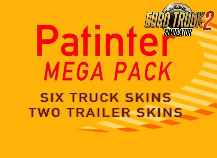 Mega Pack Patinter for Ets2