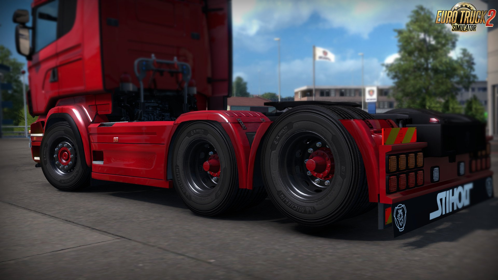 50k Wheels Pack v4.2 [1.27.x+]