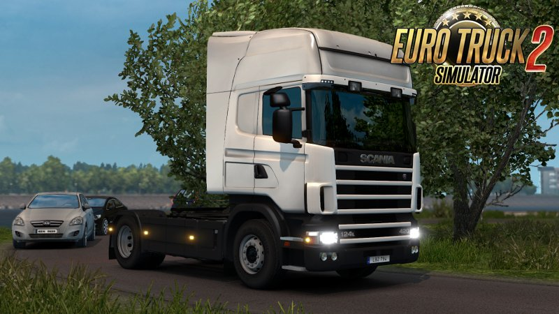 FIX 1.31 for Scania R4 RJL