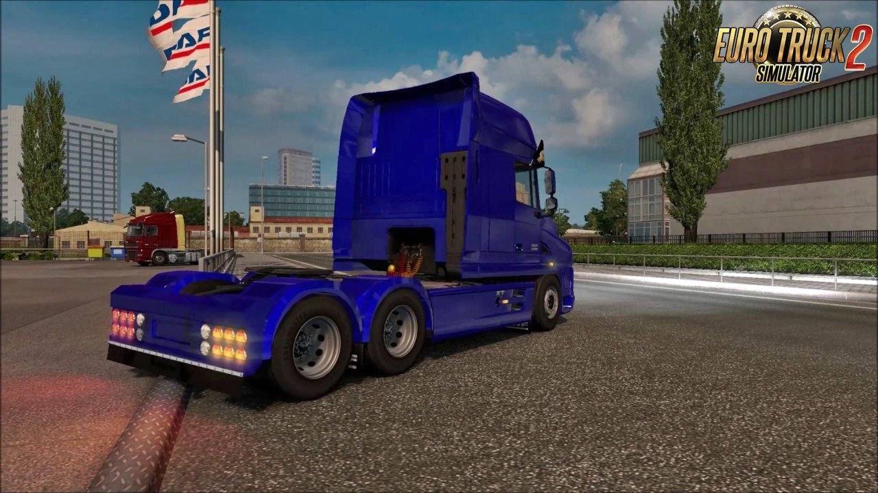 Daf XT Rework for Ets2 [1.27.x]