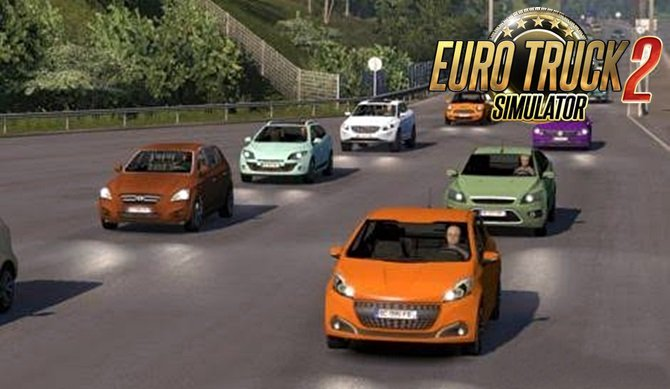 More Colours for all (Original) SCS Vehicles v1.1 by Rudi
