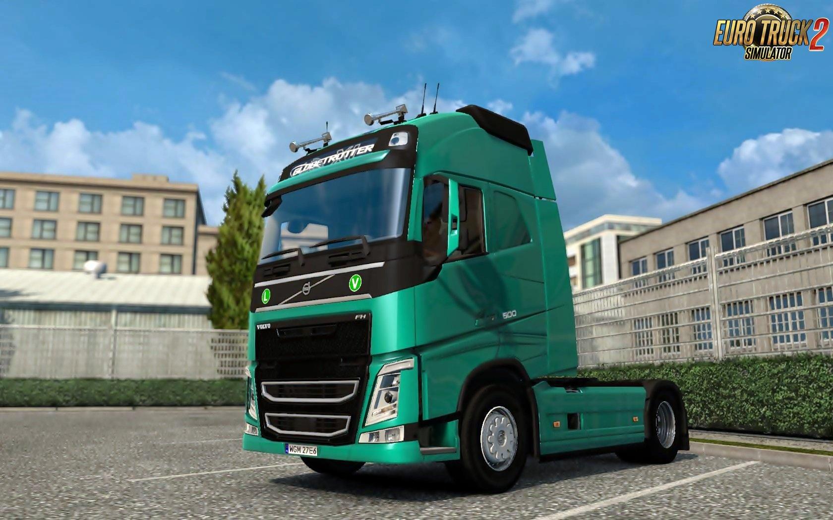 Volvo FH&FH16 2012 Reworked v2.9.1 [1.27.x]