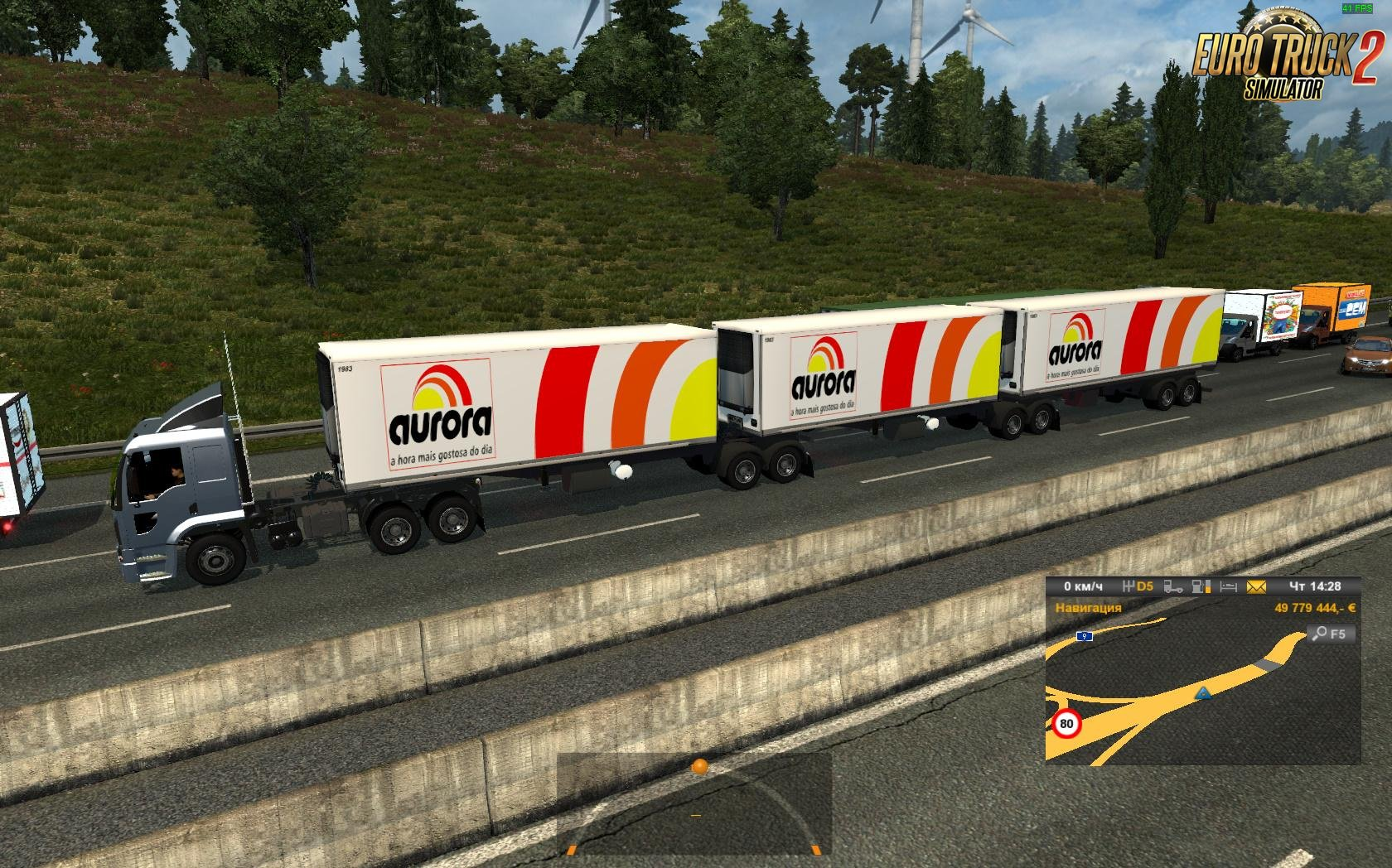 Big Brazilian Traffic v1.0 (1.27.x)