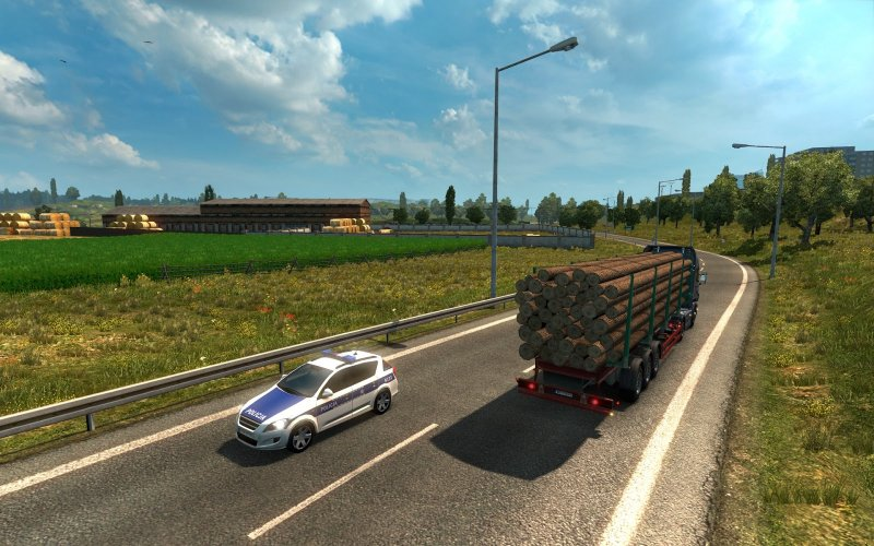 Euro Truck Simulator 2 Update 1.27 Open Beta