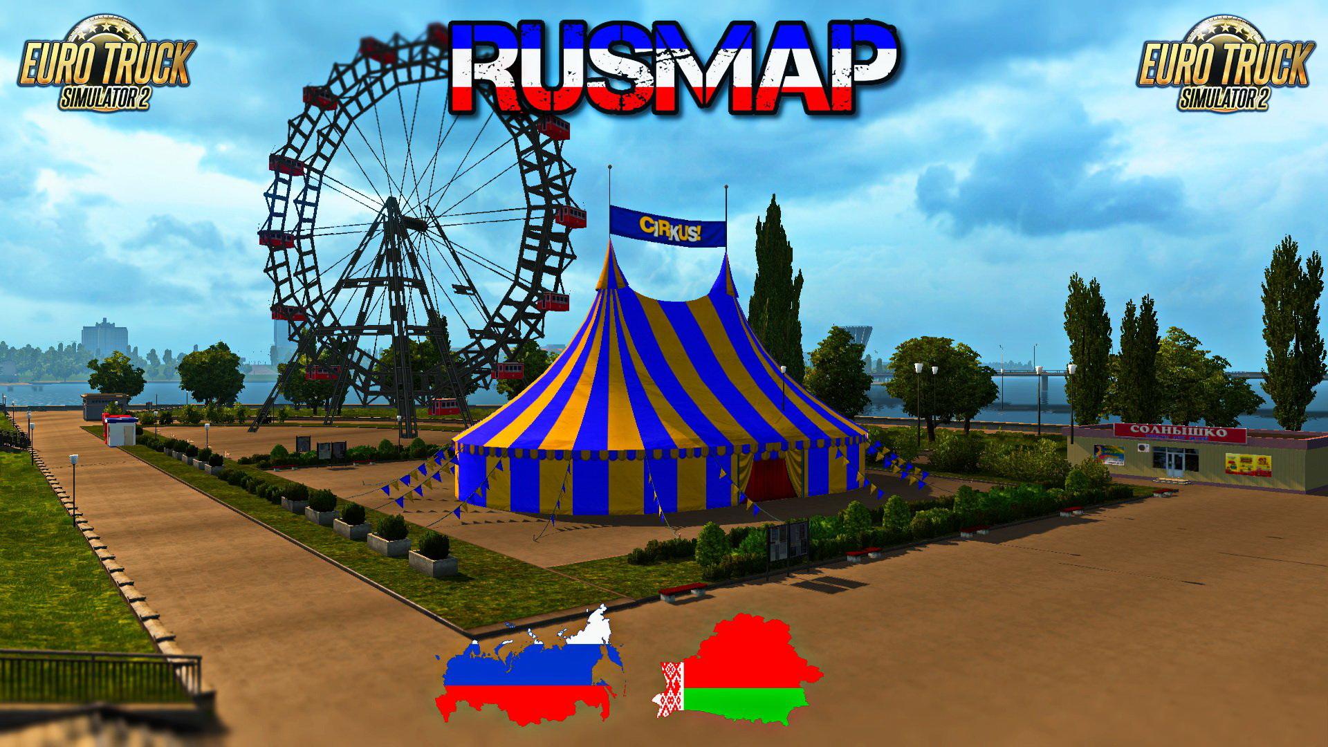 RusMap v1.7.3 (1.27.x)