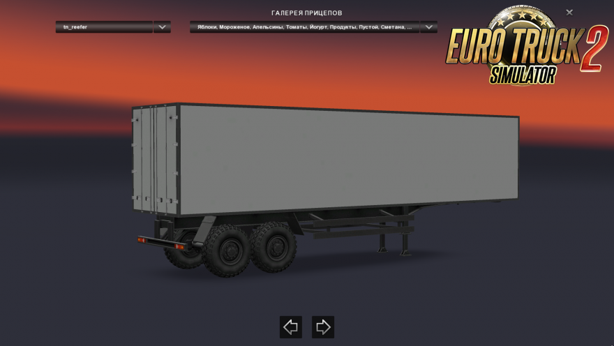 Off-road trailers pack for Harsh Russia Map [1.27.x]