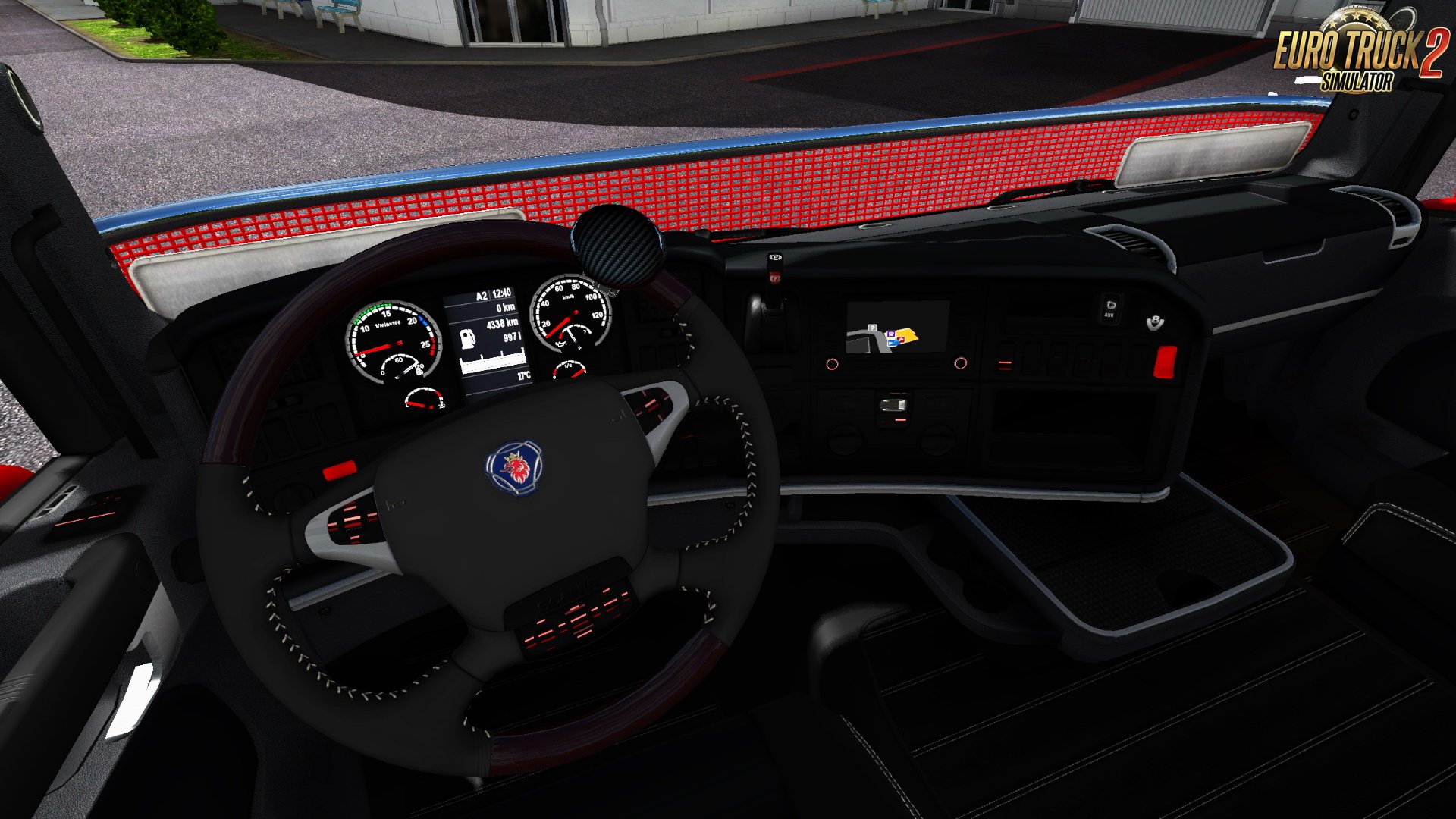 Scania G + Interior v1.0 by JVS9018 (1.27.x)