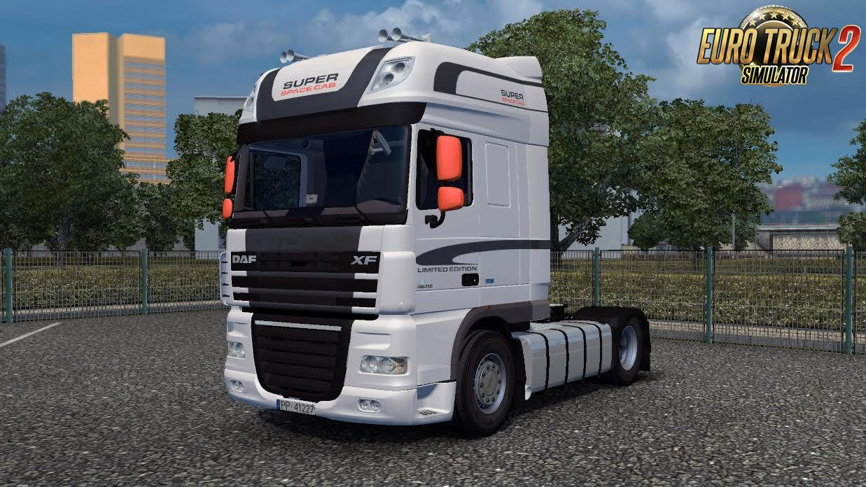 DAF XF 105.460 SSC Limited Edition [1.27.x]