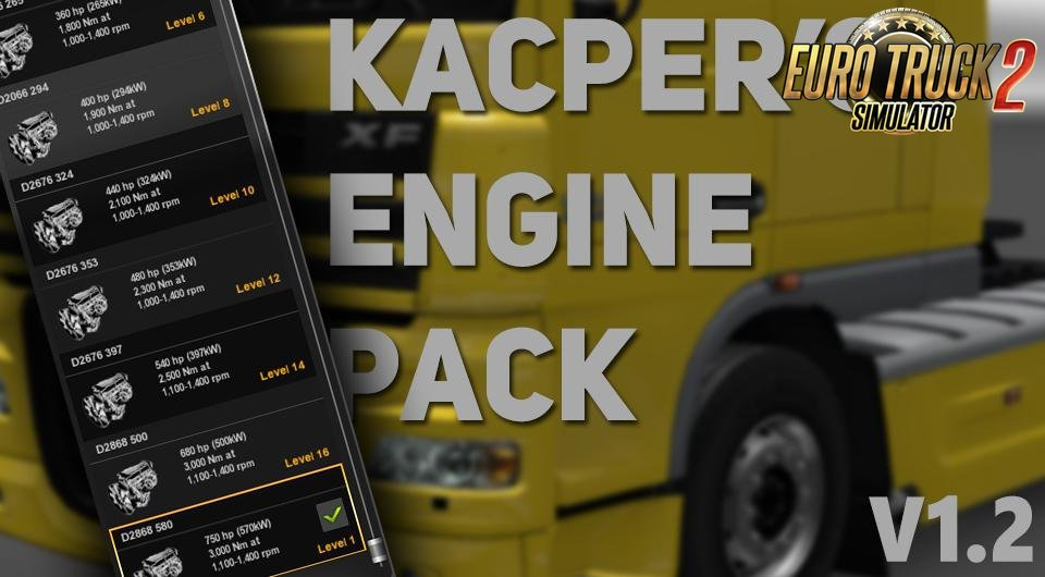 Kacper's Engine Pack v1.2 [1.27.x]