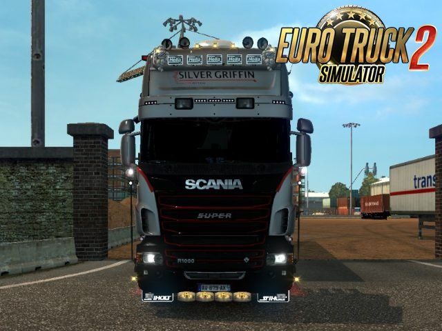 Scania SCS edit by Zeeuwse Trucker