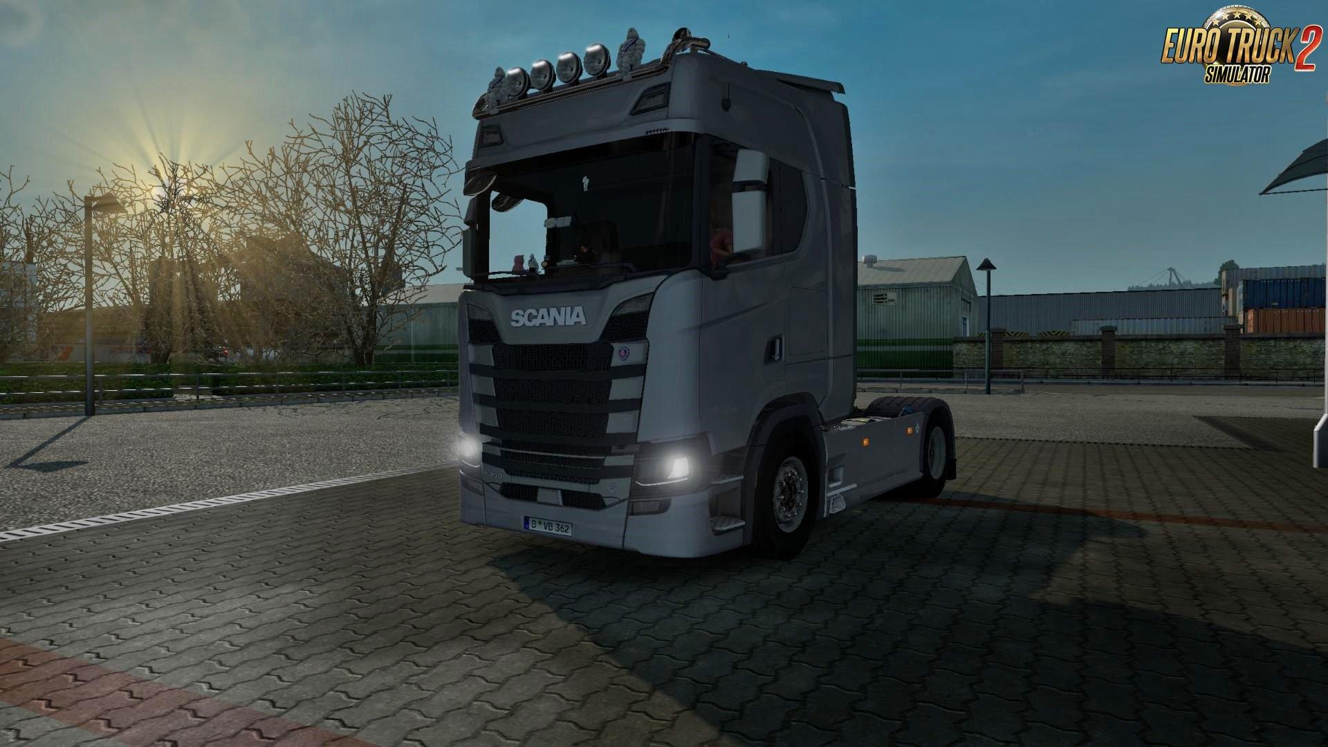 Scania S730 v2 0 1 27 x » ETS2 mods, SCS mods, Euro Truck