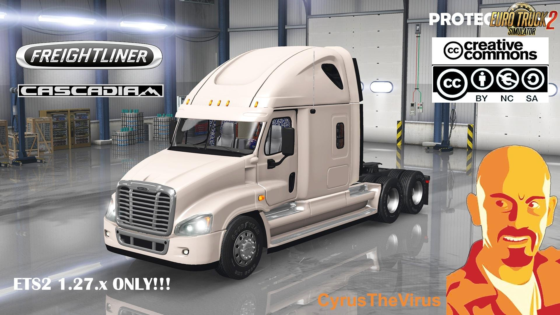 Freightliner Cascadia [1.27.x]